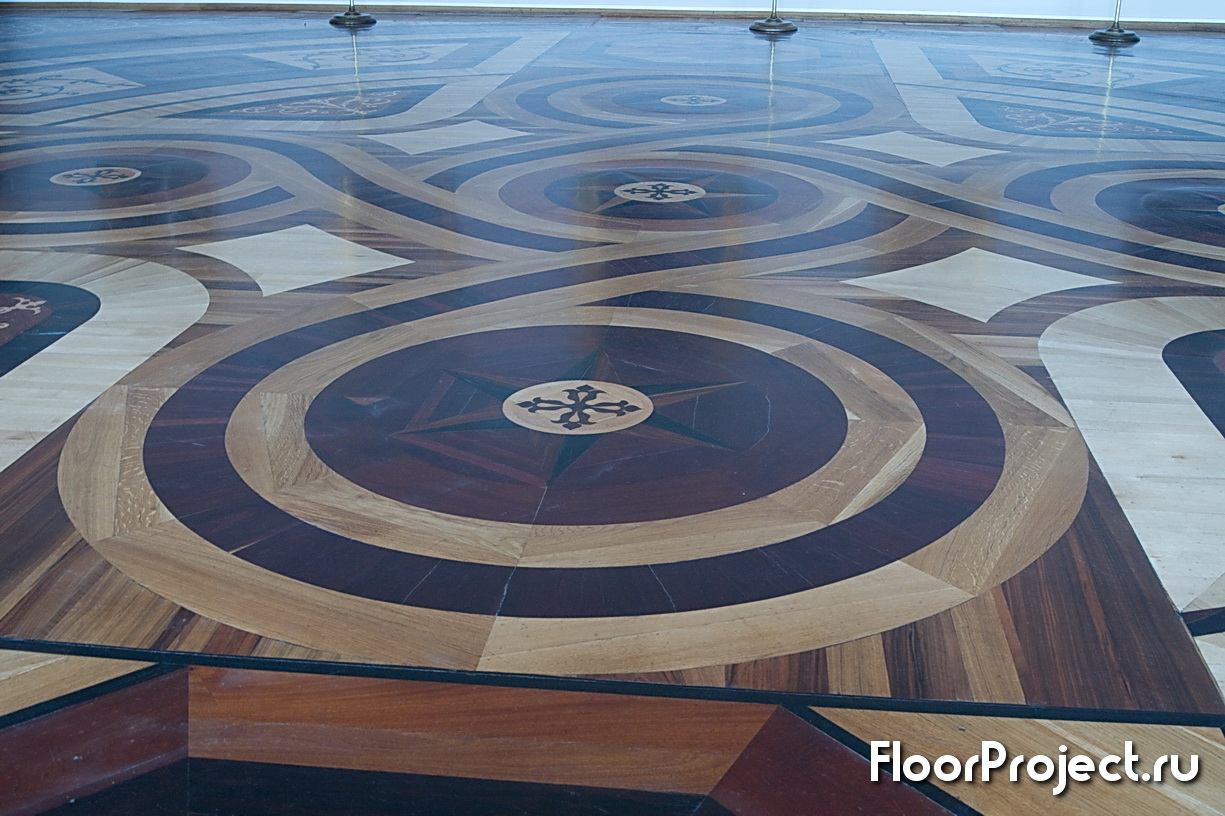 The State Hermitage museum floor designs – photo 11
