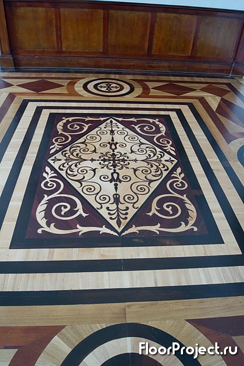 The State Hermitage museum floor designs – photo 8
