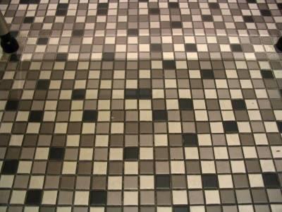 Мозаичный пол — фото 36