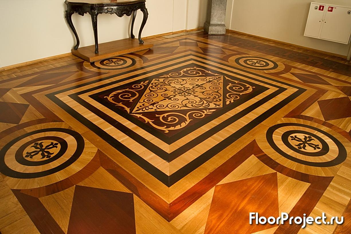 The State Hermitage museum floor designs – photo 6