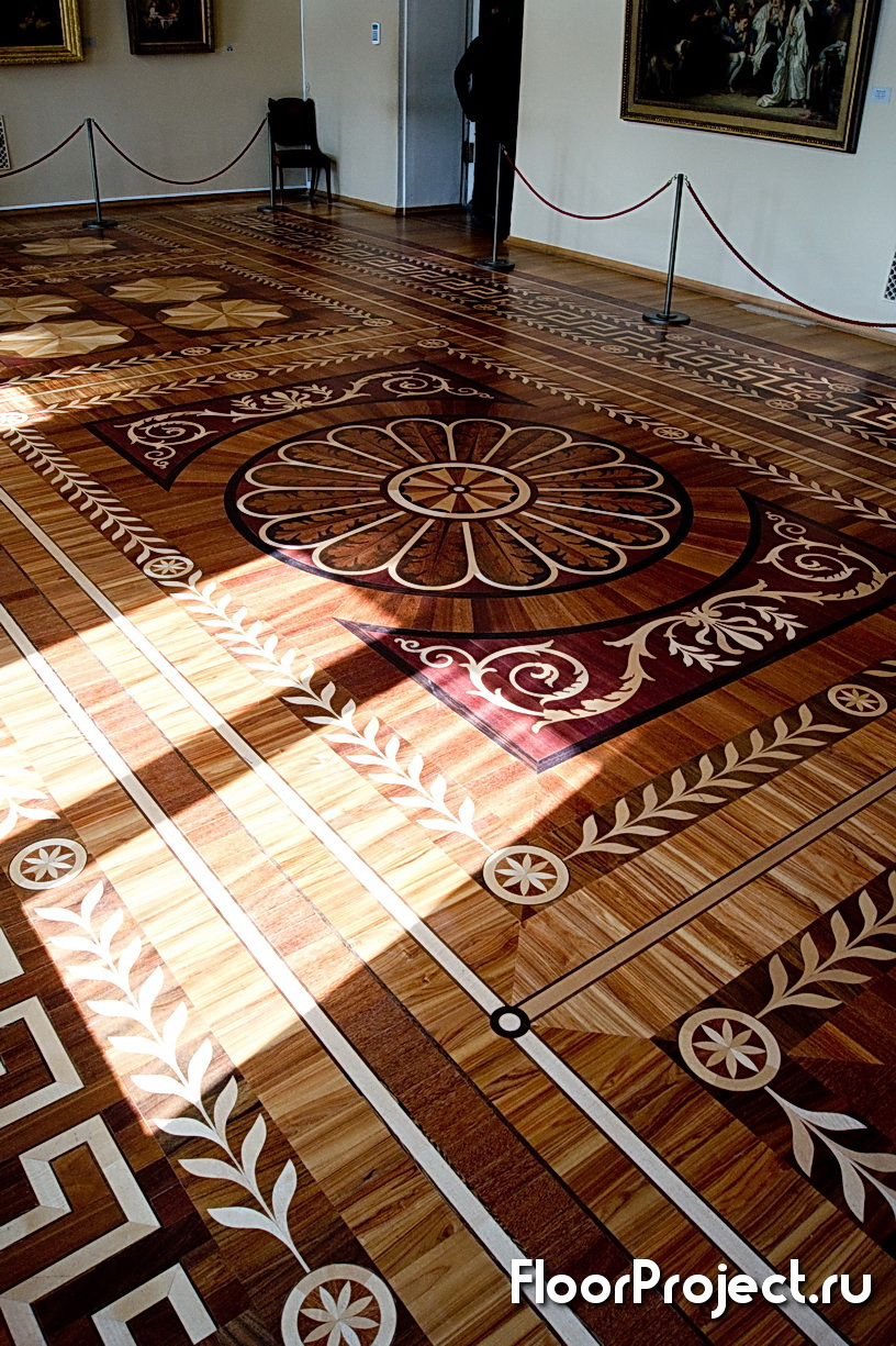 The State Hermitage museum floor designs – photo 5