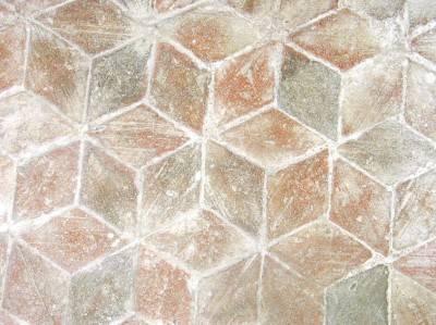 Пол из керамической плитки — фото 120