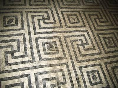 Мозаичный пол — фото 31