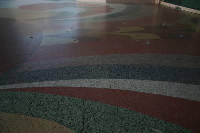 Мозаичный пол — фото 32