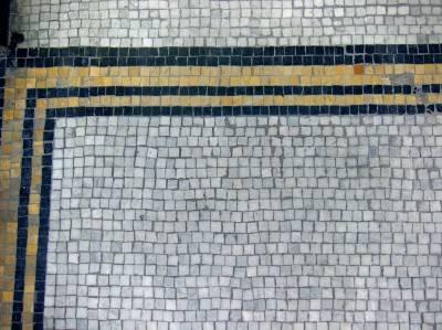 Мозаичный пол — фото 35