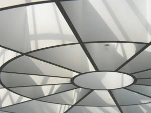 Стеклянная крыша — фото 68