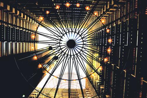 Металлический потолок — фото 2