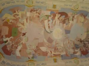 Роспись потолка — фото 240