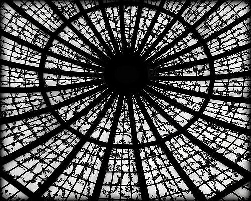 Стеклянная крыша — фото 96