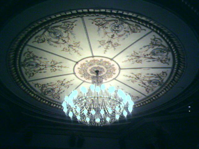 Роспись потолка — фото 2