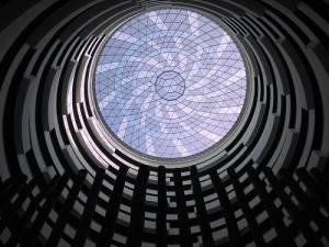 Стеклянная крыша — фото 80