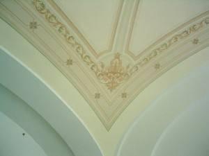 Роспись потолка — фото 210