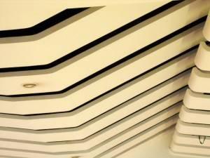 Металлический потолок — фото 39