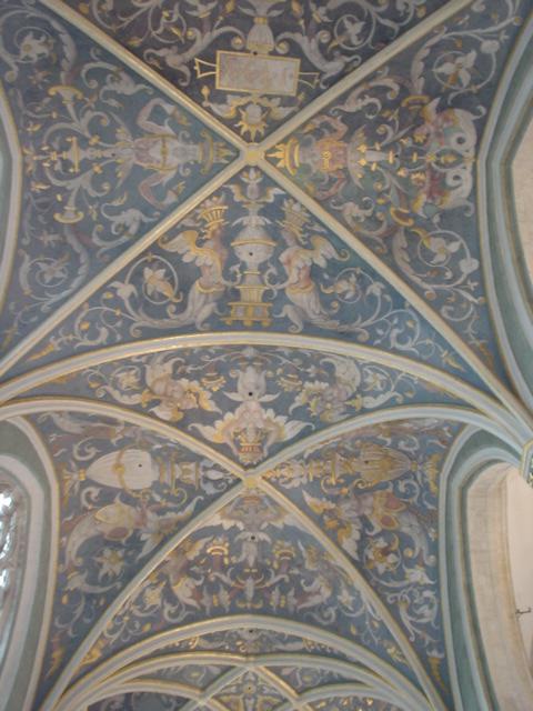 Роспись потолка — фото 334
