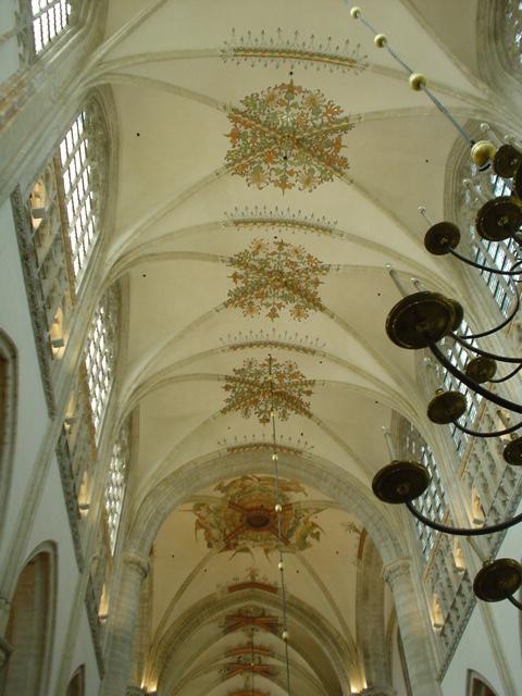 Роспись потолка — фото 281