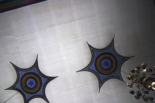 Роспись потолка — фото 186