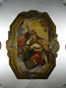 Роспись потолка — фото 120