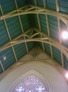 Металлический потолок — фото 42