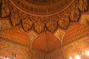 Роспись потолка — фото 19