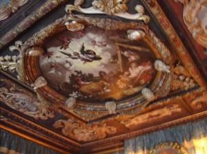 Роспись потолка — фото 188