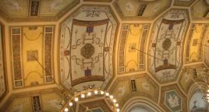 Роспись потолка — фото 272