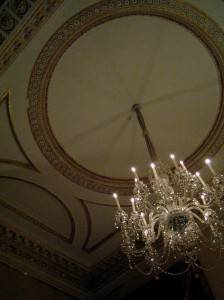 Роспись потолка — фото 335