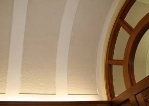 Потолок из гипсокартона — фото 26