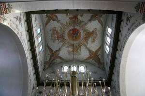 Роспись потолка — фото 189