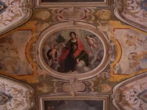 Роспись потолка — фото 283