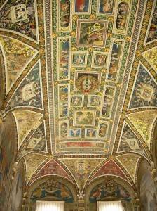 Потолок Сиенского собора — фото 1