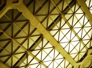 Стеклянная крыша — фото 85