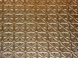 Потолок из декоративных панелей — фото 23