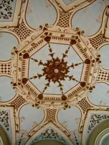 Роспись потолка — фото 104