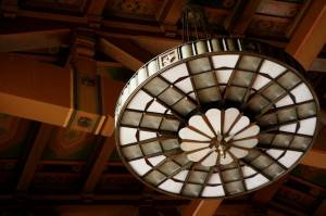 Роспись потолка — фото 213