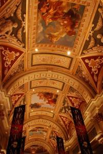 Роспись потолка — фото 357