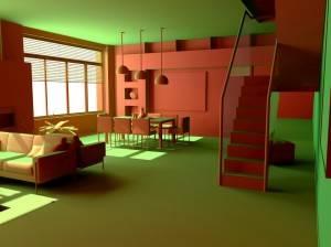 Потолок из гипсокартона — фото 27