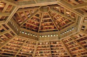 Деревянный потолок — фото 6