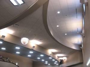 Подвесной потолок — фото 13