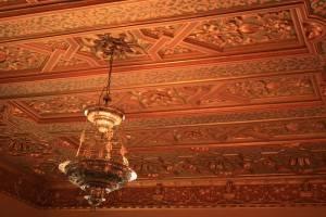 Роспись потолка — фото 55