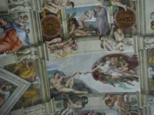 Потолок Сикстинской капеллы — фото 4