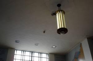 Потолок из декоративных панелей — фото 22