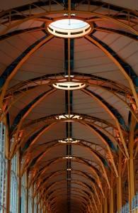 Металлический потолок — фото 60