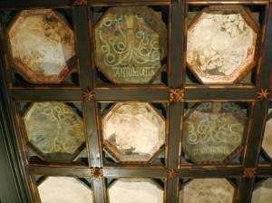 Роспись потолка — фото 92