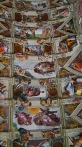 Потолок Сикстинской капеллы — фото 3