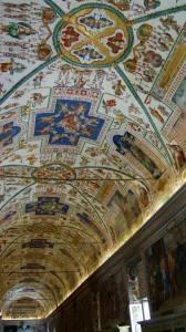 Роспись потолка — фото 24