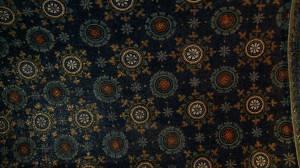 Мозаика на потолке в мавзолее Галлы Плацидии