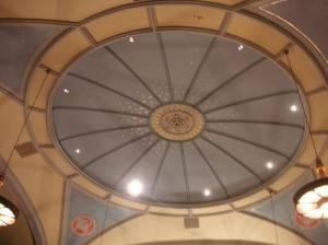Роспись потолка — фото 74