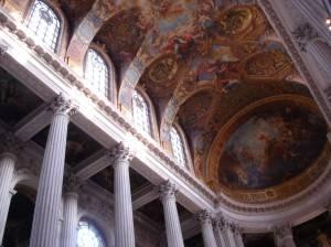 Роспись потолка — фото 274