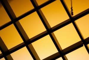 Подвесной потолок — фото 39
