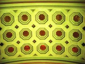 Роспись потолка — фото 132